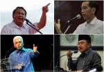 Debat Ketiga Capres: Politik Internasional danKeamanan